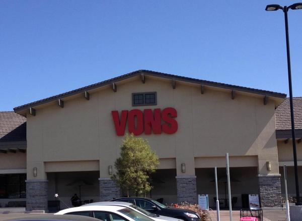 Vons Pharmacy W Soledad Canyon Rd Store Photo