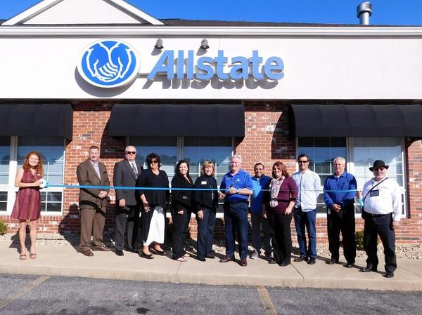Michael Cluck - Grand Opening of The Michael Cluck Allstate Agency