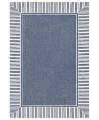 "Image of Surya Alfresco ALF-9682 Charcoal 3' x 5'6"" Area Rug"