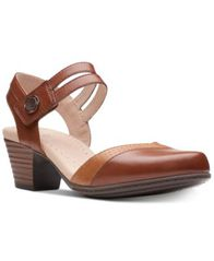 Image of Clarks Collection Women's Valarie Rally Sandals