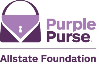 Vivian Mink - Supporter of the Purple Purse Foundation