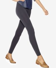 Image of HUE® Fleece Lined Seamless Leggings