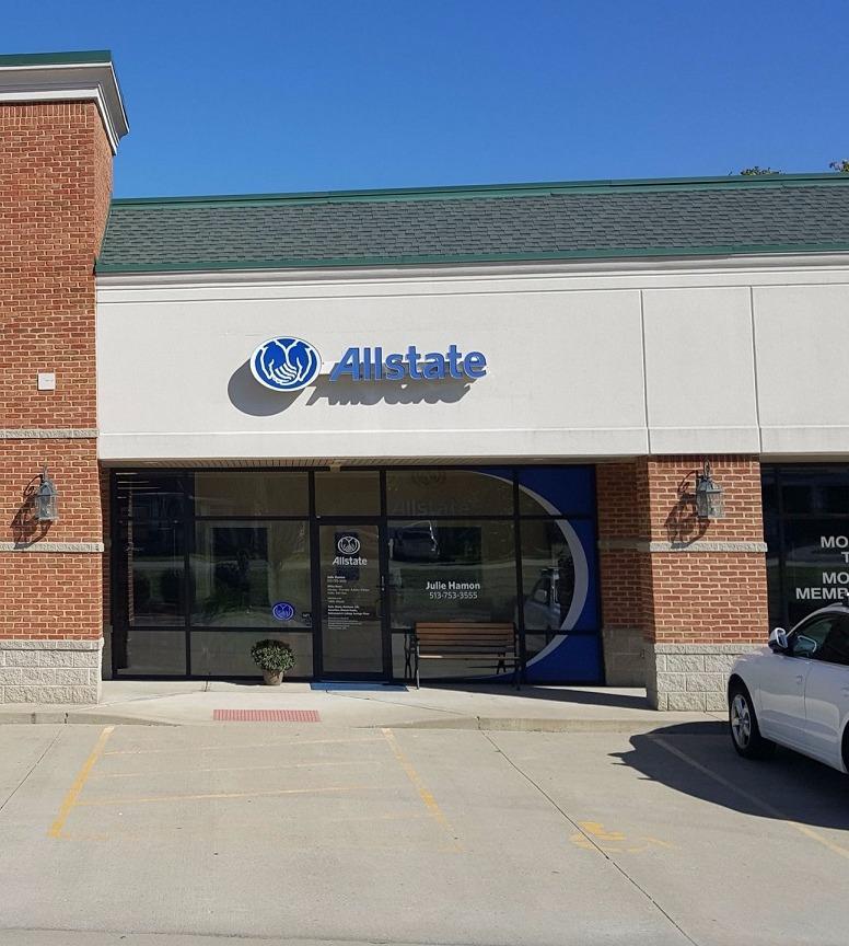 Allstate Car Insurance In Batavia Oh Julie Hamon