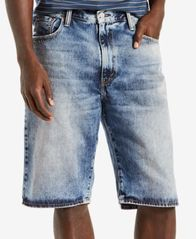 Image of Levi's Men's 569 Loose-Fit Shorts