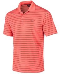 Image of Greg Norman for Tasso Elba Men's 5 Iron Stripe Polo, Created for Macy's