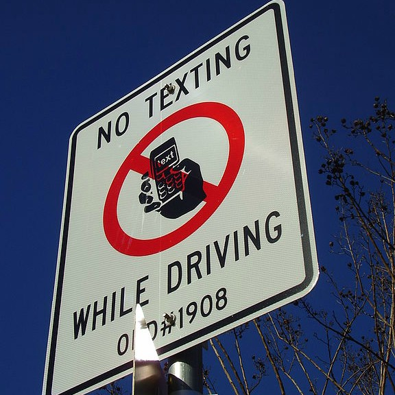 Todd Ray - Texas' New Texting & Driving Laws