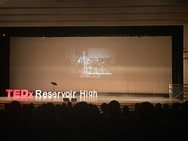Duke Insurance & Financial Services LLC - Our Agency Sponsored Tedx Talk at Reservoir High School