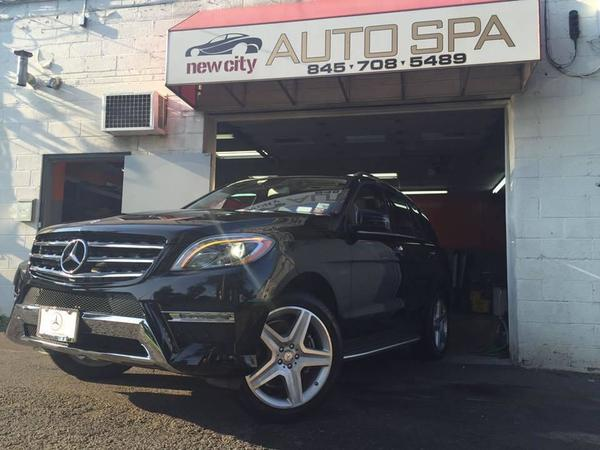 New City Auto Spa