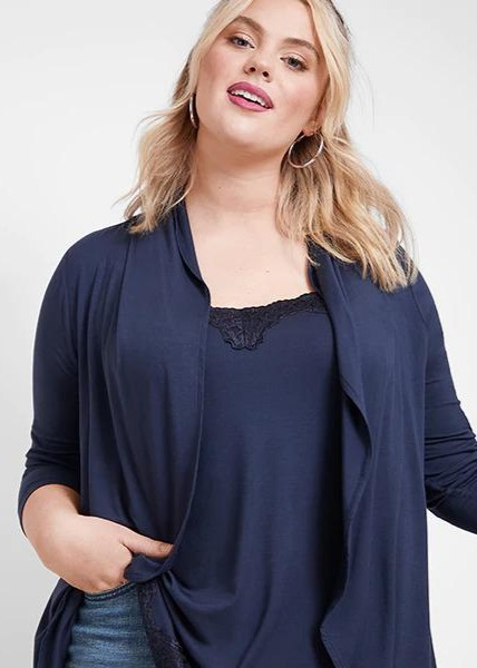 Lane Bryant Outlet Tops