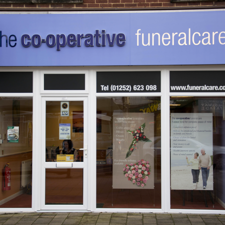 The Co-operative Funeralcare Fleet