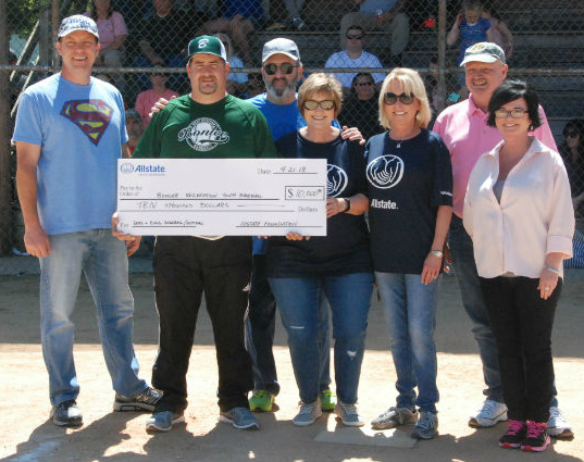 Jeff S Graves - Allstate Foundation Helping Hands Grant Helps Bonlee Recreation Park