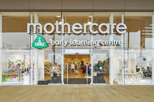 Mothercare store Rugby