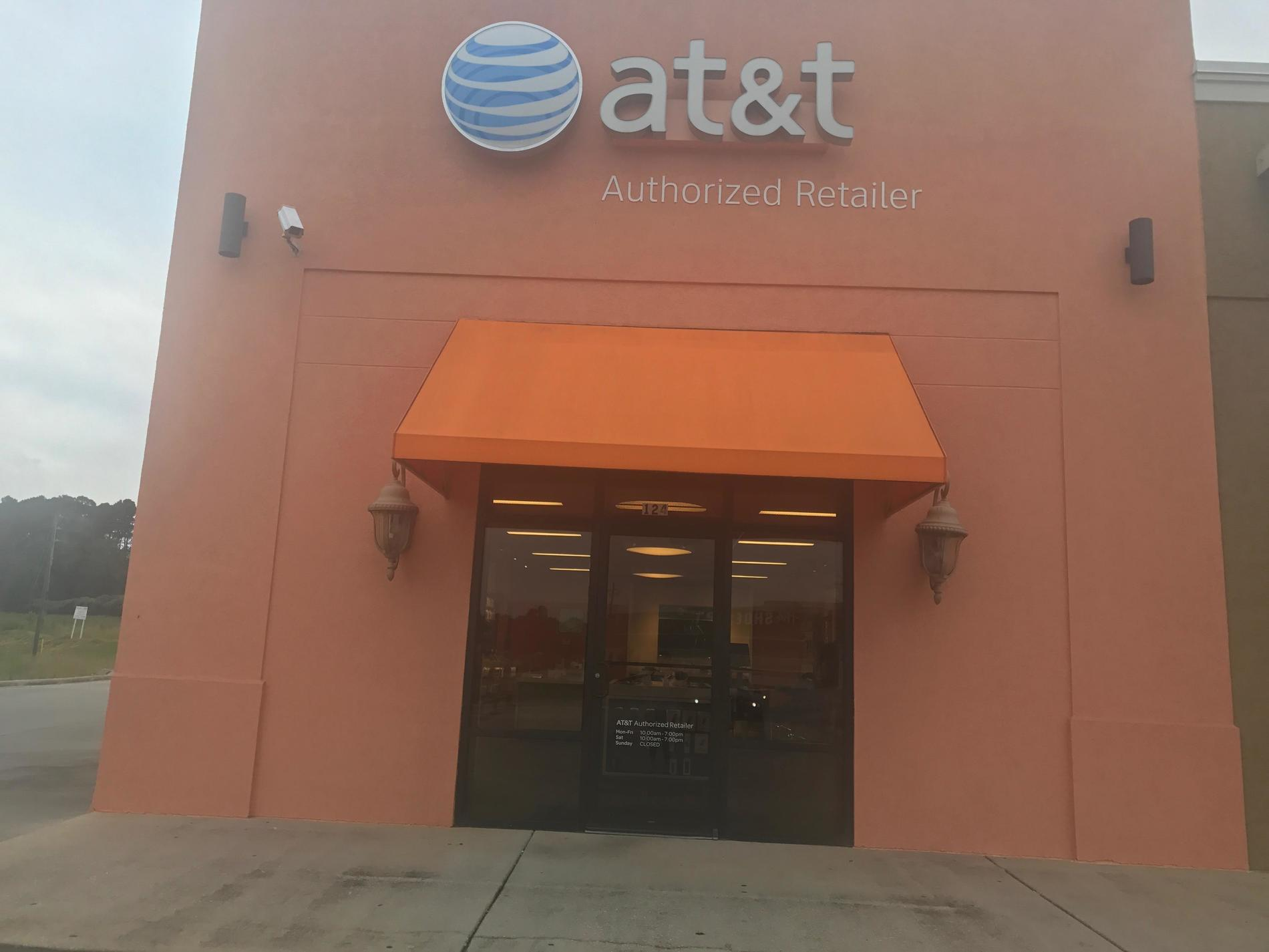 AT&T Store - Meridian Market Place - Meridian, MS