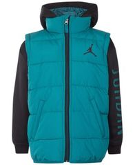 Image of Jordan Performance Vest Jacket, Big Boys