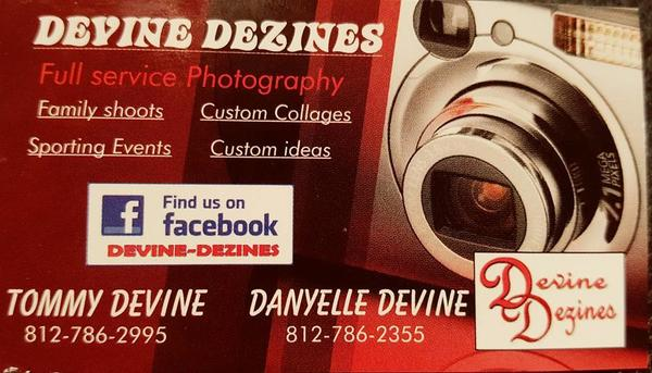 Check out Devine Dezines for your photography needs!
