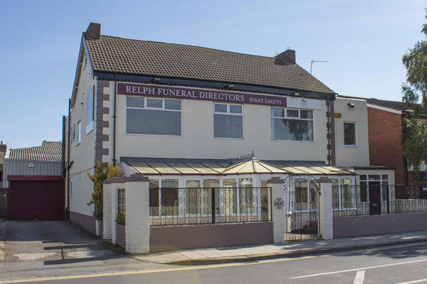 Relph Funeral Directors in North Ormesby, Middlesbrough
