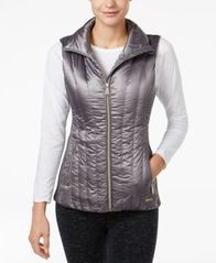 Image of Calvin Klein Performance Quilted Vest, Created for Macy's