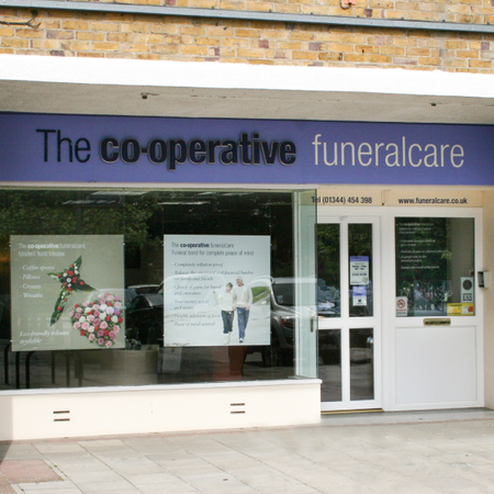 The Co-operative Funeralcare Bracknell