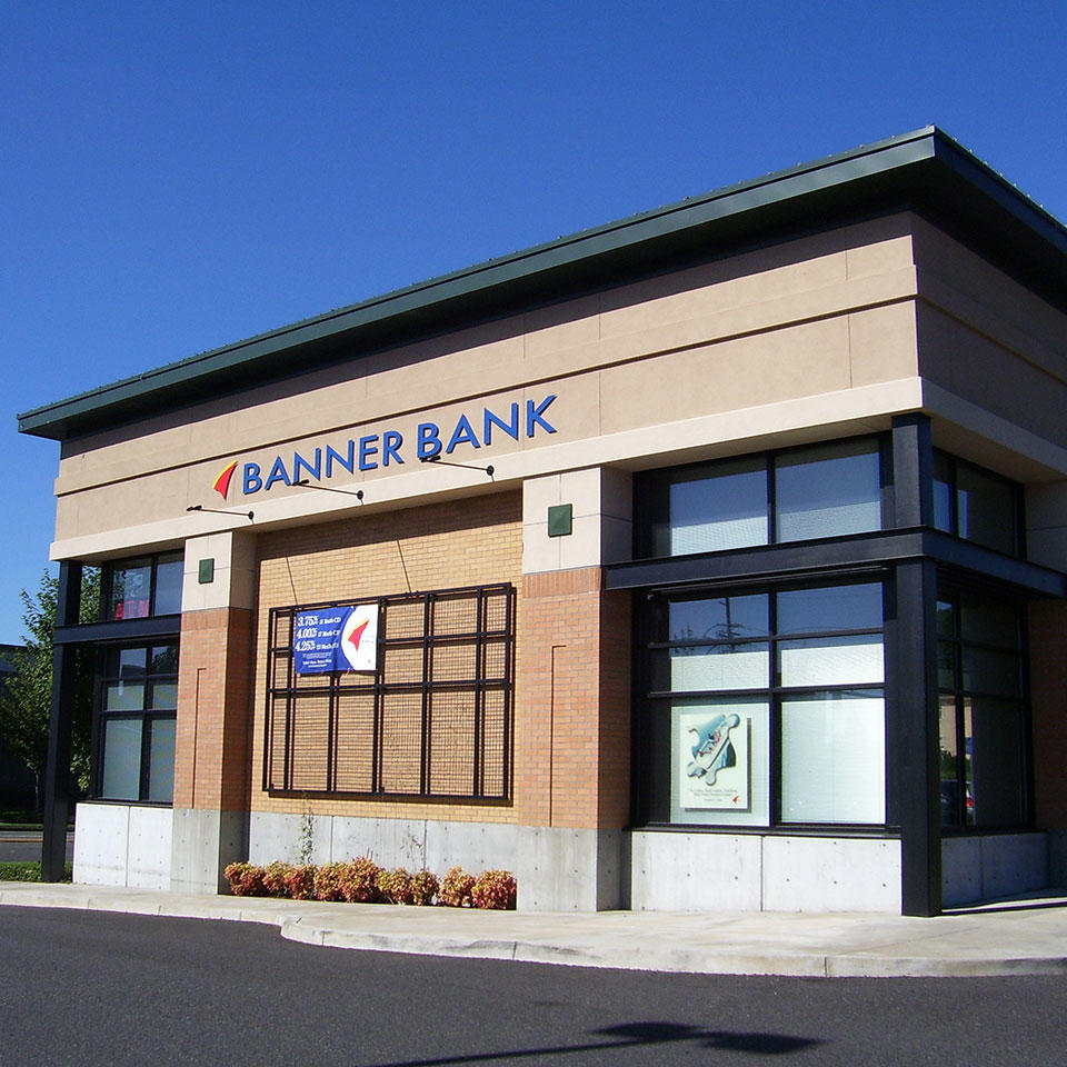 Banner Bank Tanasbourne branch in Hillsboro, Oregon