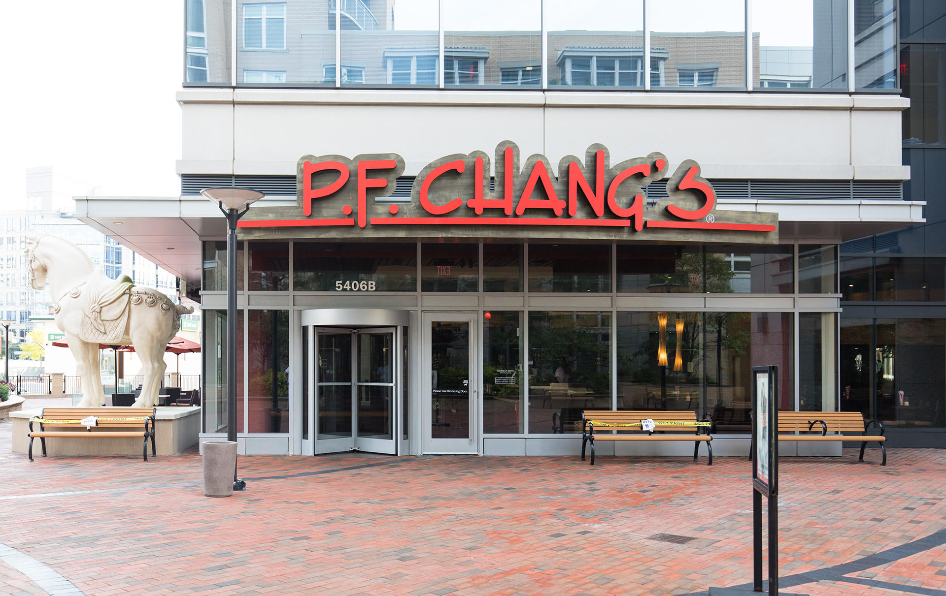 P F Chang S In 5406 Wisconsin Ave Chevy Chase Md Asian American Sushi Catering
