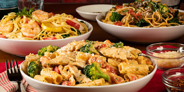 Bertucci's - World Pasta Month
