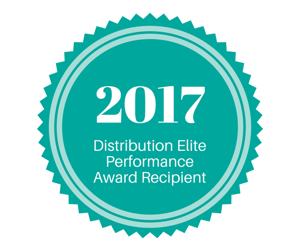Howard Burkholz - Distribution Elite Performance Award Recipient
