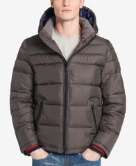 Image of Tommy Hilfiger Men's Quilted Puffer Jacket, Created for Macy's