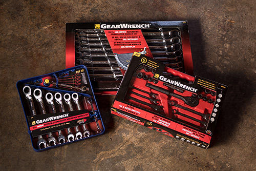 Select Gearwrench Tools