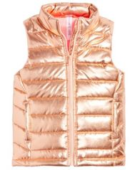 Image of Ideology Quilted Puffer Vest, Big Girls (7-16), Created for Macy's