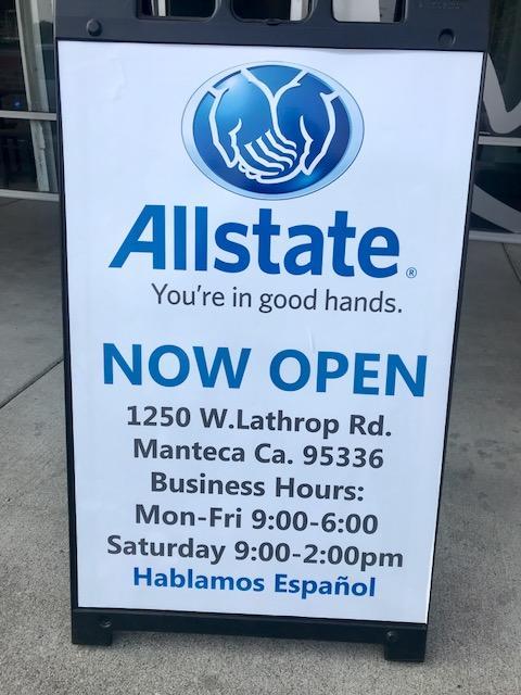 Allstate Car Insurance In Manteca Ca Eddy Leypon Jr