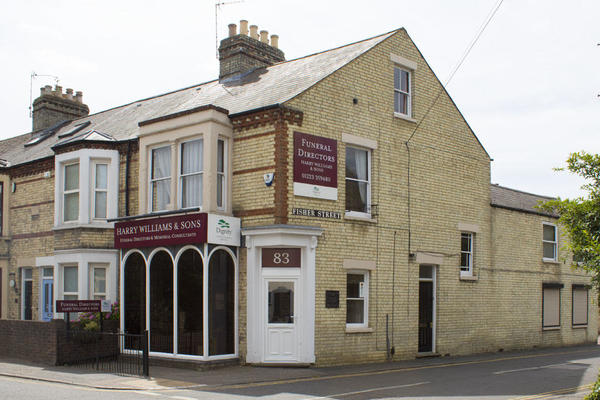 Harry Williams & Sons Funeral Directors in Cambridge