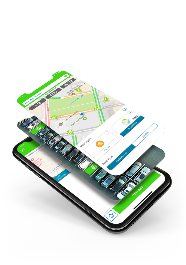 Parking Availability - ParkMobile Pro