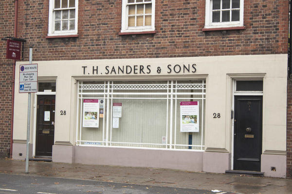 T H Sanders & Sons Funeral Directors in Richmond