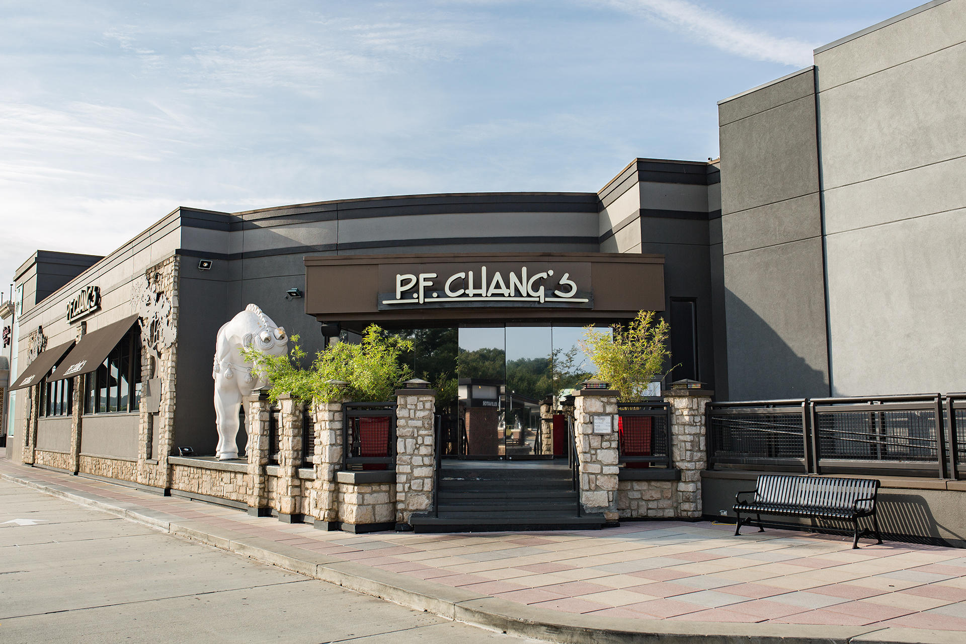 P F Chang S In 4325 Glenwood Ave Raleigh Nc Asian
