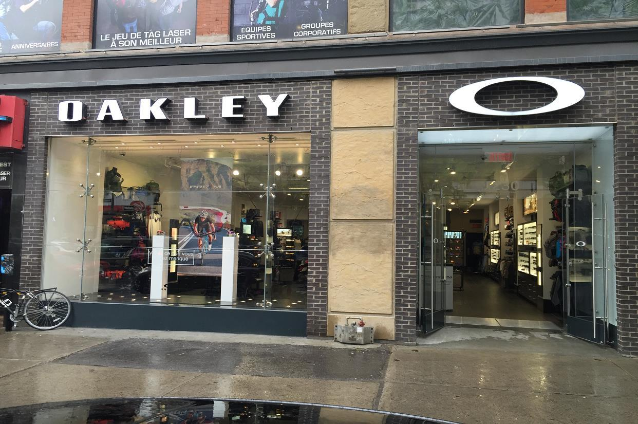 boutique oakley place laurier