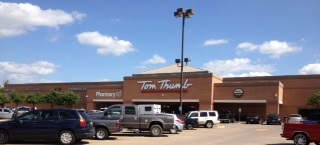 Tom Thumb Storefront Picture at 1701 Randol Mill Rd in Arlington TX