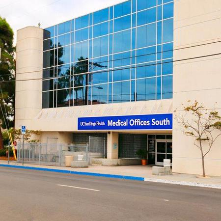 UC San Diego Health – Medical Offices South, Hillcrest building.