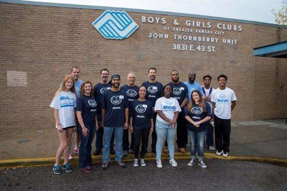 Chad VanderPol - Allstate Foundation Grant for the Boys and Girls Clubs of Greater Kansas City