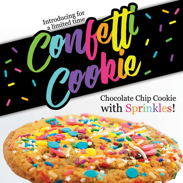 Image of Confetti Cookie