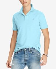 Image of Polo Ralph Lauren Men's Classic-Fit Mesh Polo