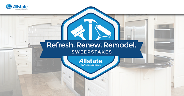 Rowdy Swafford - Allstate Refresh. Renew. Remodel. Sweepstakes
