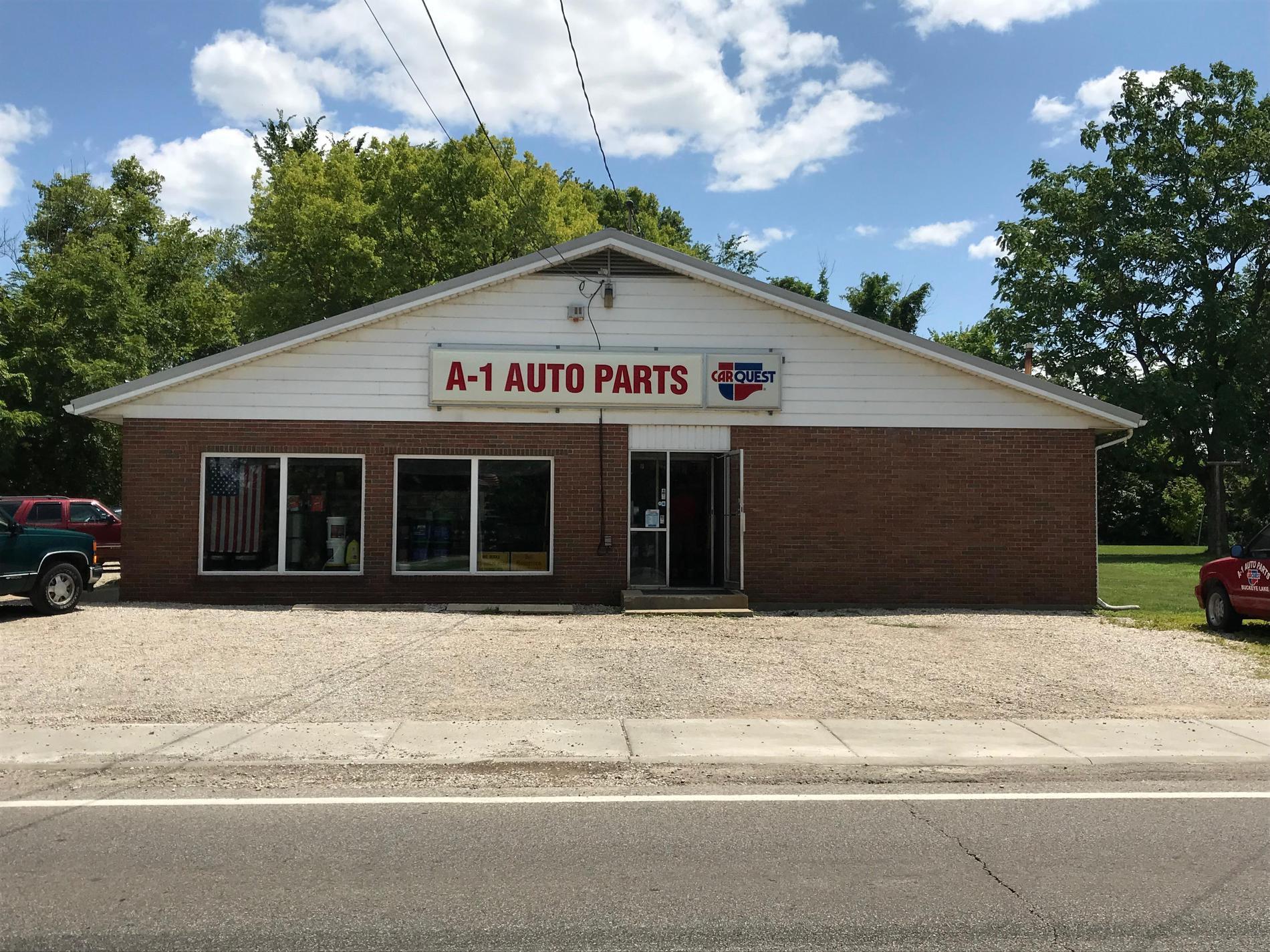 Buckeye Auto Parts >> Buckeye Lake Oh Carquest Auto Parts 10859 Hebron Rd