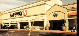 Safeway Store Front Picture at 14696 N Frank Lloyd Wright Blvd in Scottsdale AZ