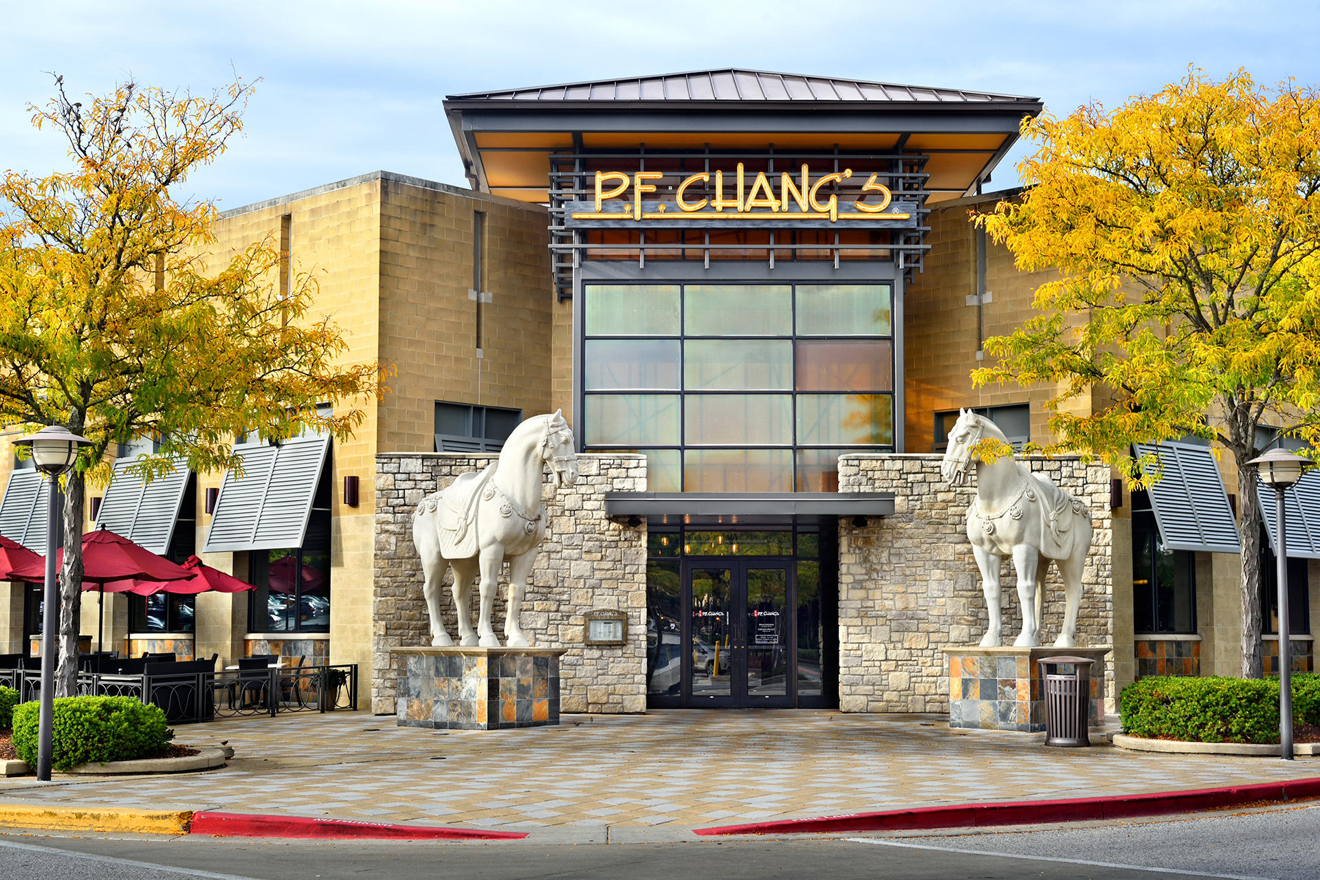 P F Chang S In 10300 Little Patuxent Pkwy Columbia Md Asian American Sushi Catering