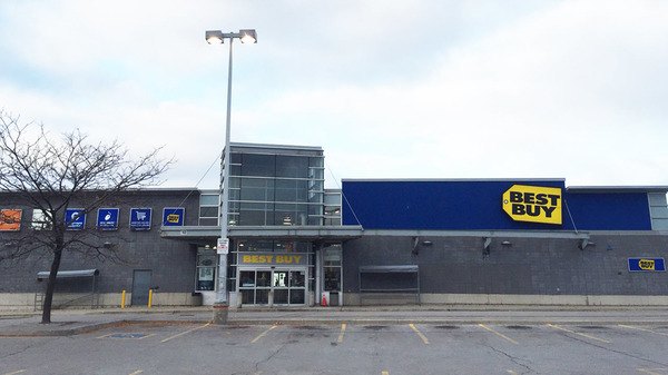 Best Buy Keele & St. Clair