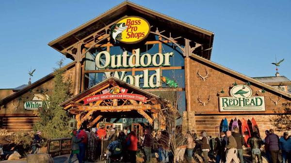 bass pro shops 1 bass pro dr little rock ar sporting goods outdoor stores. Black Bedroom Furniture Sets. Home Design Ideas