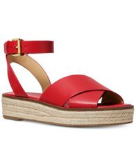 Image of MICHAEL Michael Kors Abbott Sandals