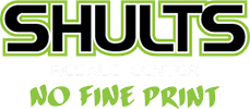 Proud to recommend Shults Resale Center for all of your auto needs!