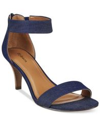 Image of Style & Co Paycee Two-Piece Dress Sandals, Created for Macy's