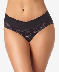 Image of Warner's No Pinching No Problems Lace Hipster 5609J